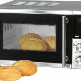 Микроволновые печи - Микроволновая печь СВЧ First FA-5002-3 Steel, 0