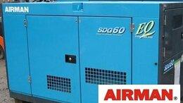 Электрогенераторы - Генераторы Airman, 0