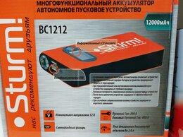 Зарядные устройства и адаптеры - автомобильное пусковое устройство, 0