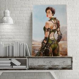 Картины, постеры, гобелены, панно - Картина Девушка, 0