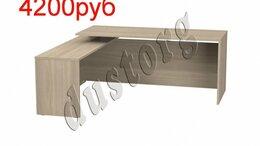 Мебель для учреждений - Стол письменный руководителя угловой офисный…, 0