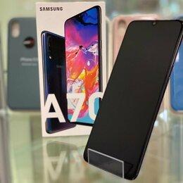 Мобильные телефоны - Samsung Galaxy A70 128GB, 0