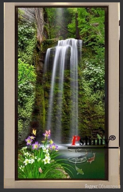 Алмазная мозаика, картина 22х41,5 см. по цене 850₽ - Рукоделие, поделки и сопутствующие товары, фото 0
