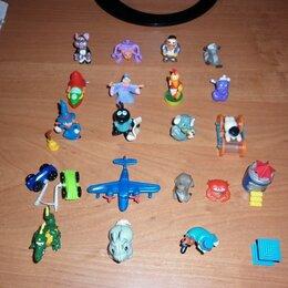 Киндер-сюрприз - игрушки из киндер сюрприза, 0