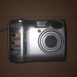Фотоаппараты - Фотоаппарат Nikon Coolpix 4600, 0