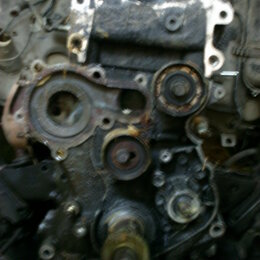 Двигатель и топливная система  - Блок цилиндров с головкой в сборе, 0