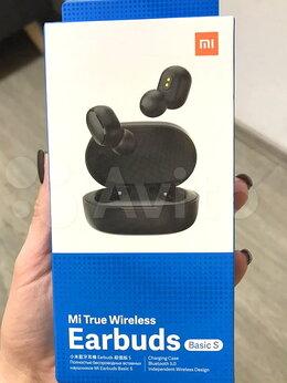 Наушники и Bluetooth-гарнитуры - Беспроводные наушники Xiaomi Mi True Wireless…, 0
