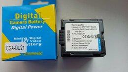 Аккумуляторы - CGA-DU21 (3000 mAh) Аккумулятор, 0