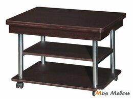 Столы и столики - Журнальный стол-трансформер  Агат 22.2 венге, 0