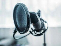 Аксессуары для микрофонов - Поп-фильтр для микрофона, 0