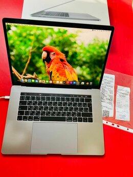Ноутбуки - MacBook Pro 15 2018 512 SSD чек коробка, 0