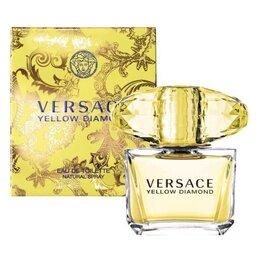 Парфюмерия - Versace yellow diamond Туалетная вода, 90мл, 0