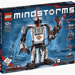 Конструкторы - Электронный конструктор LEGO Mindstorms EV3 Создай и командуй 31313, 0