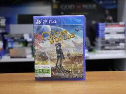 Игры для приставок и ПК - The Outer Worlds - PS4 Новый диск, 0
