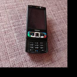 Мобильные телефоны - Nokia N95-1 Black 8Гб РосТест Finland, 0
