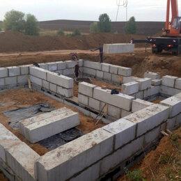 Железобетонные изделия - Фундаментные блоки ФБС, 0