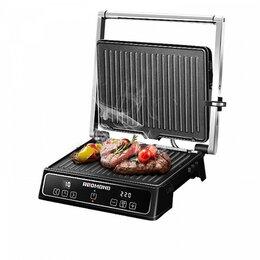 Электрические грили и шашлычницы - Гриль Redmond SteakMaster RGM-M809…, 0