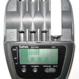 Зарядные устройства и адаптеры питания - Универсальное ЗУ автомат ECO CHARGER SAITEC, 0