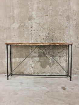 Столы и столики - Консоль из слэба , 0