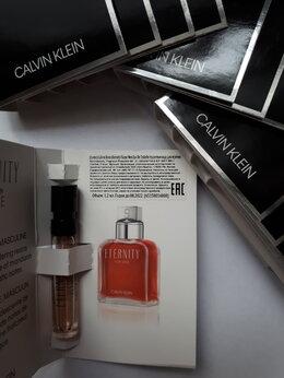 Парфюмерия - Пробники туалетной воды Calvin Klein eternity flam, 0