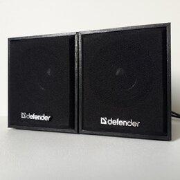 Компьютерная акустика - Колонки Defander дерево, 0