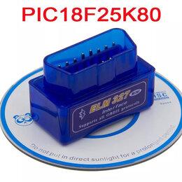 Аксессуары и запчасти для ноутбуков - Автоcканер ELM327 Bluetooth wifi v1.5 PIC18F25K80, 0