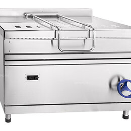 Прочее оборудование - Сковорода опрокидывающаяся Abat ГСК-90-0,67-120, 0