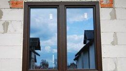 Окна - Окно 1210*1160 с ламинацией , 0