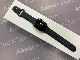 Умные часы и браслеты - Apple Watch 6 40mm Space Gray, 0