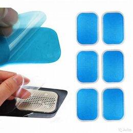 Приборы и аксессуары - Гелевые сменные накладки для миостимулятора, 0