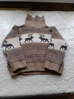 Свитеры и кардиганы - Теплый свитер. На 1,5-2 года., 0