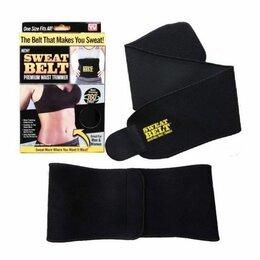Вибромассажеры - Пояс для похудения Sweat Belt, 0