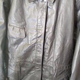 Куртки - Куртка женская кожаная, 0