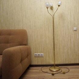Торшеры и напольные светильники - Торшер напольный EUROART Италия, 0