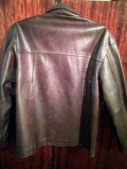 Куртки - Куртка мужская из кожзама, 0