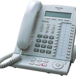 Системные телефоны - Цифровой системный телефон Panasonic KX-T7630RU, 0