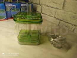 Оборудование для аквариумов и террариумов - аквариумный новый аэрлифтный фильтр, 0