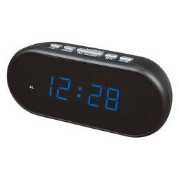 Наручные часы - Часы электронные  USB  712-5 (синие. Цифры), 0