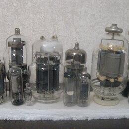 Радиодетали и электронные компоненты - Радиолампы, 0