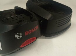Аккумуляторы и зарядные устройства - Ав78, аккумулятор bosch 18v, 0