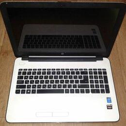 Ноутбуки - Ноутбук HP 15-ac022ur на запчасти, 0