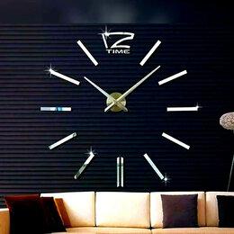 Часы настенные - Часы 3D настенные, 0