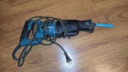 Пилы сабельные и электроножовки - пила электрическая Makita, 0