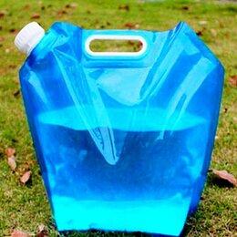 Канистры - Складные канистры для воды с вакуумным клапаномпо 5л, 2штуки, 0