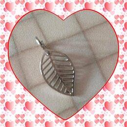 Кулоны и подвески - Подвеска серебро, 0