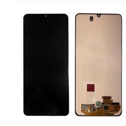 Дисплеи и тачскрины - Дисплей Samsung Galaxy A31 SM-A315F в сборе с сенсором черный ориг, 0