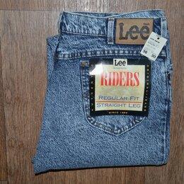 Джинсы - Джинсы Lee Riders W36 L30, винтаж, Made in USA, 0