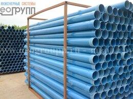 Водопроводные трубы и фитинги - Обсадная труба нПВХ D120мм, 0