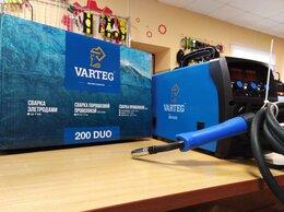 Сварочные аппараты - Сварочный полуавтомат FoxWeld Varteg 200 DUO, 0