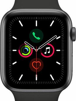 Умные часы и браслеты - Apple Watch Series 5 GPS + Cellular LTE 44 mm…, 0